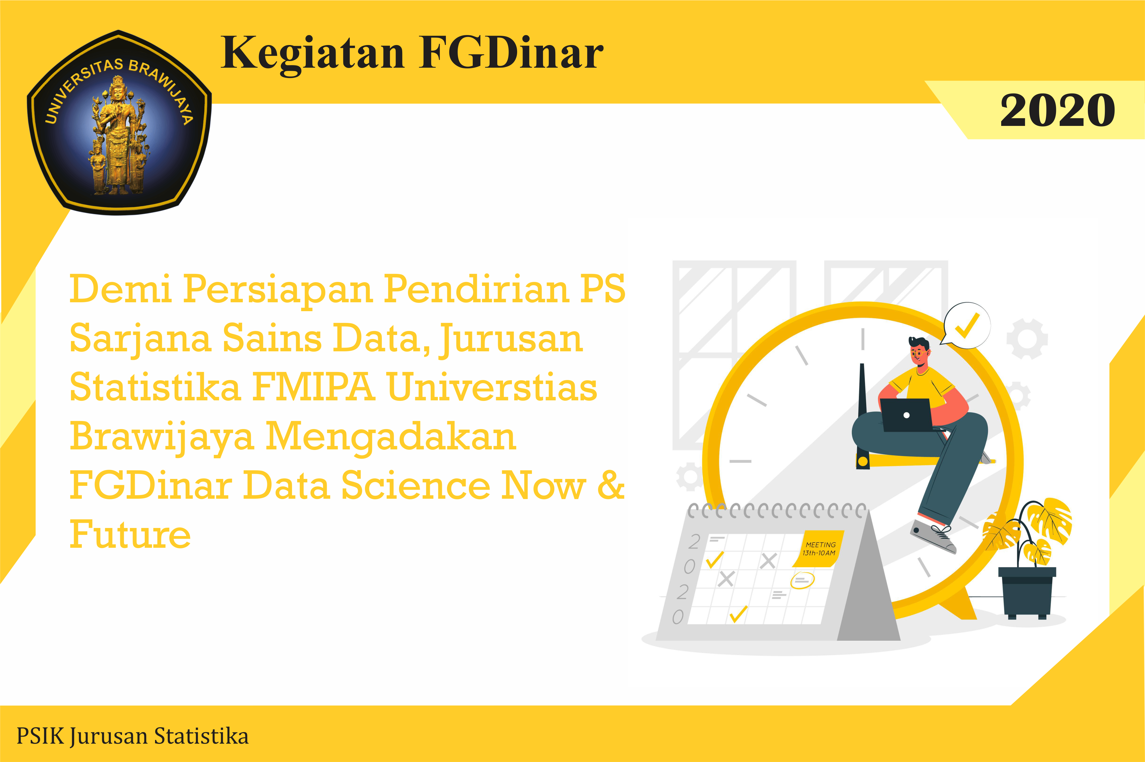FGDinar Data Science Now & Future